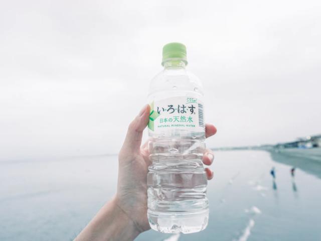水分補給について考える