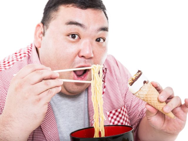 肥満の危険性と解消方法